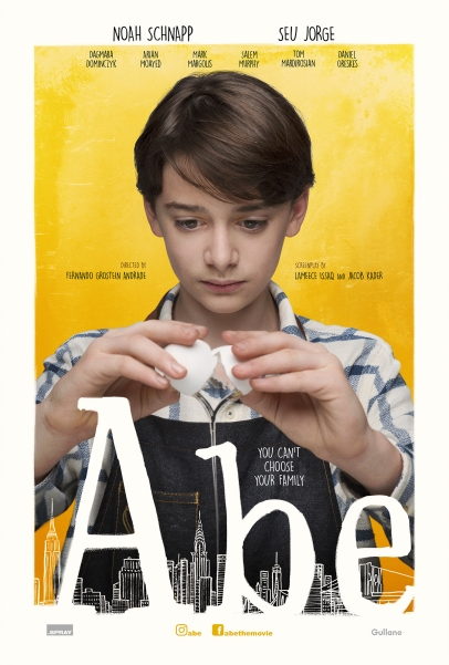 Abe - Poster